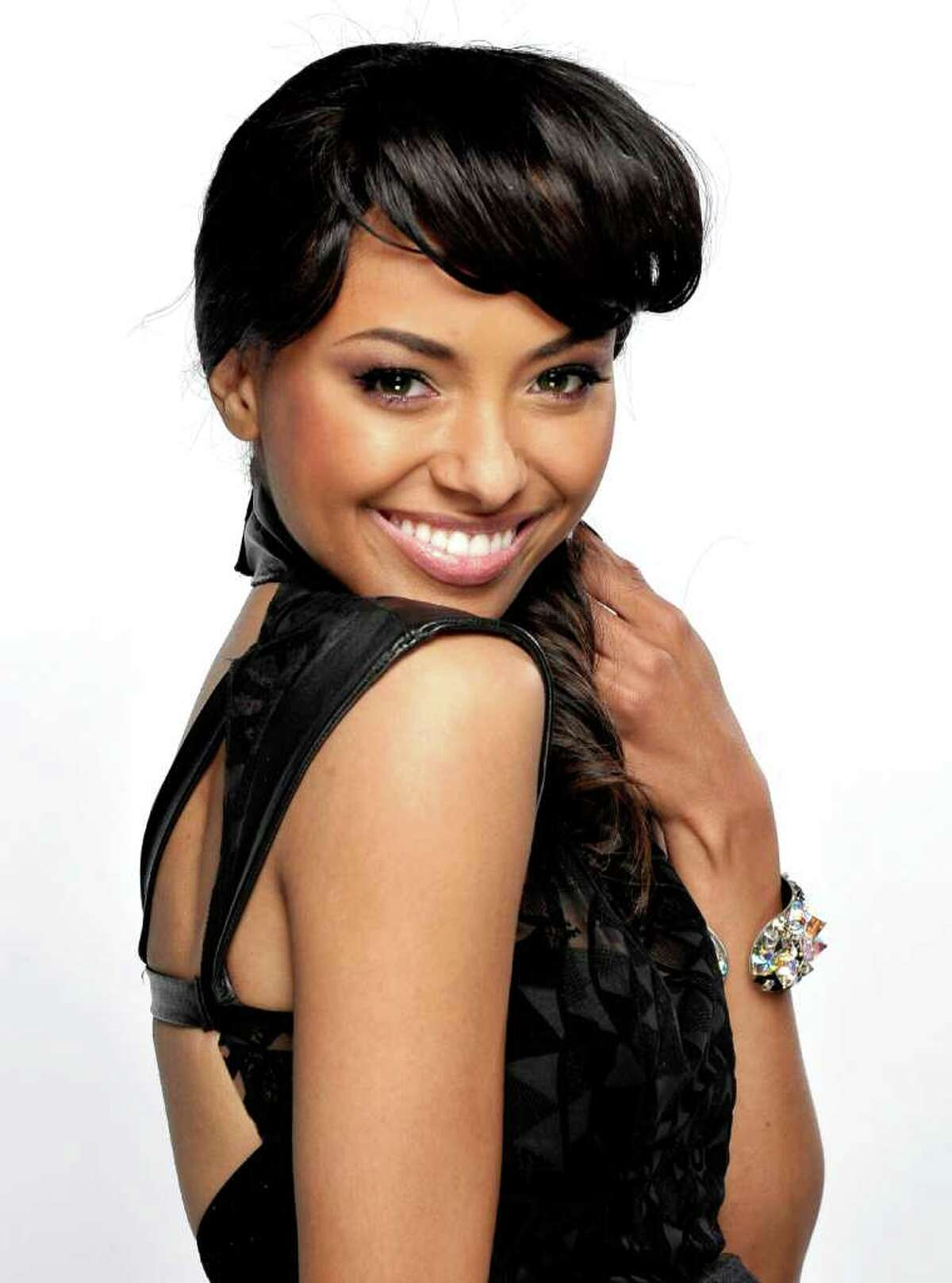Katerina Graham, 21. Series regular on CW's