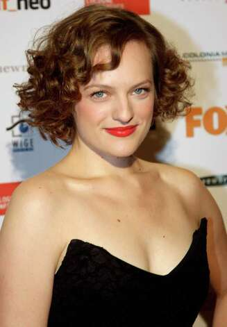 Actress Elisabeth Moss Photo: Friedemann Vogel, Getty Images / Getty Images