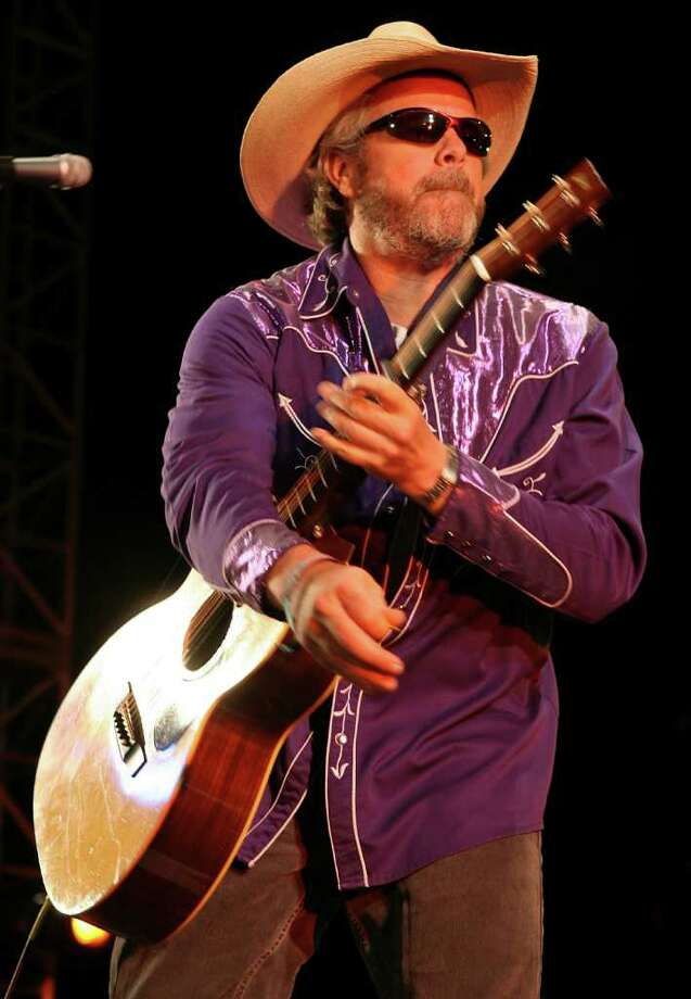 Robert Earl Keen returns to the Majestic Theatre Wednesday. He's planning on making the holiday show an annual one in San Antonio. Getty Images Photo: Frazer Harrison, Staff / San Antonio Express-News