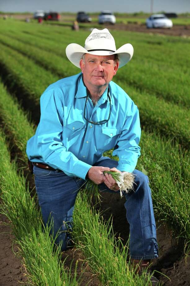 Bruce Frasier of Dixondale Farms in Carrizo Springs. COURTESY