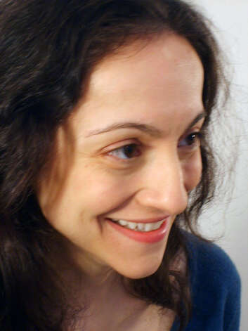 "Stamford native Nadia Kalman will discuss her new book, ""The Cosmopolitans,"" a comedy about the travails of a family of Russian immigrants living in subruban Connecticut, at the Ferguson Library Sunday, Dec. 12 at 2 p.m. Photo: Contributed Photo / Connecticut Post Contributed"