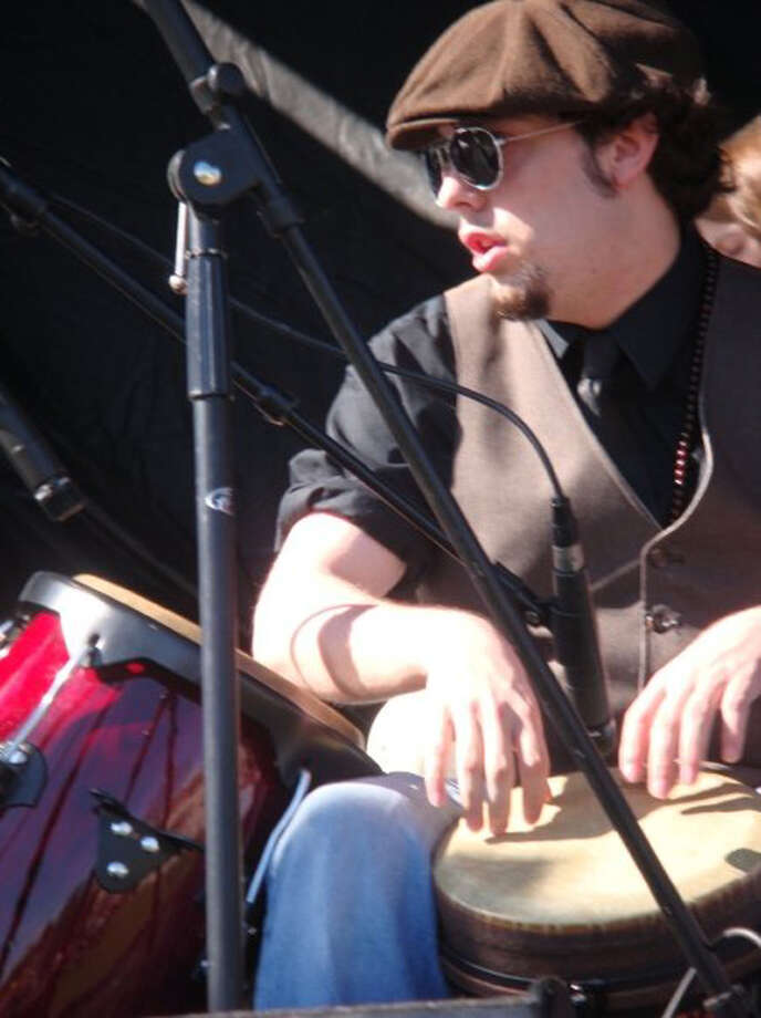 Lancelee Trimm, a drummer and artist killed in a Nov. 27 car crash, will be remembered at a performance in Hoosick Falls on Dec. 11, 2010. (Photo provided)