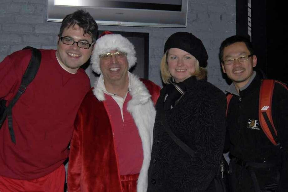 Were you seen at Winter WonderLARK 2010? Photo: Brian Tromans
