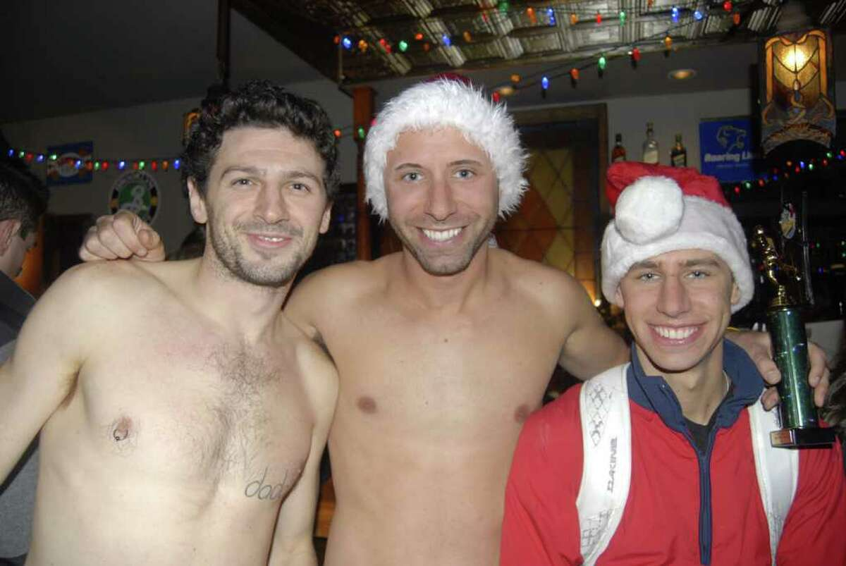 Were you seen at 5th Annual Santa Speedo Sprint?