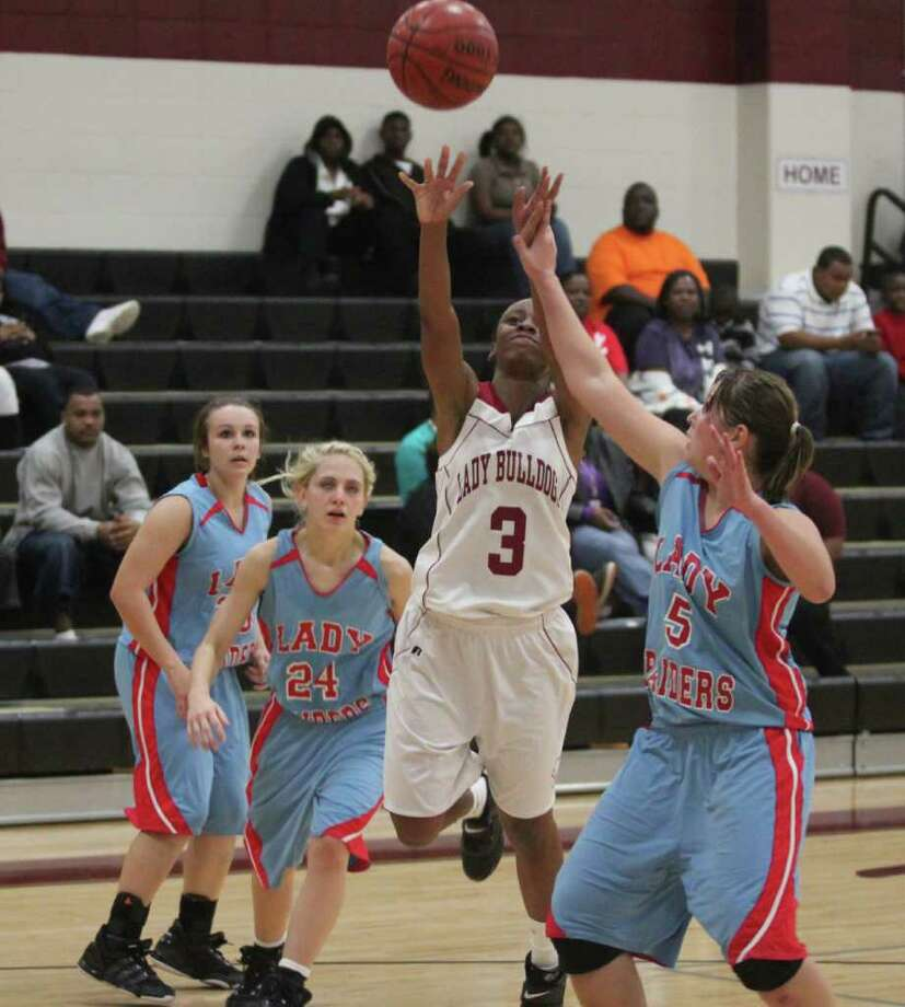 Jasper vs. Lumberton girls basketball Photo: Jason Dunn