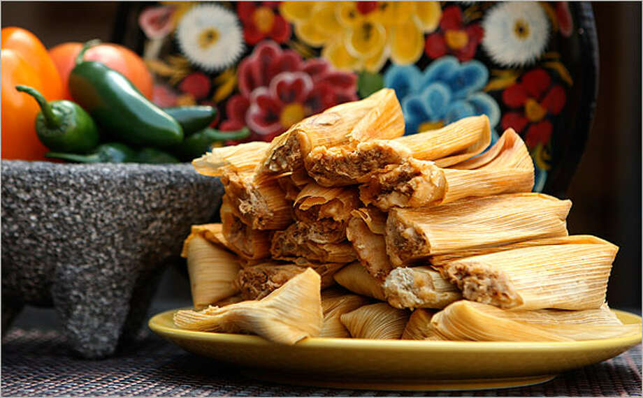 The tamales most San Antonians are familiar with are like those found in Northern Mexico. HELEN L. MONTOYA / EXPRESS-NEWS
