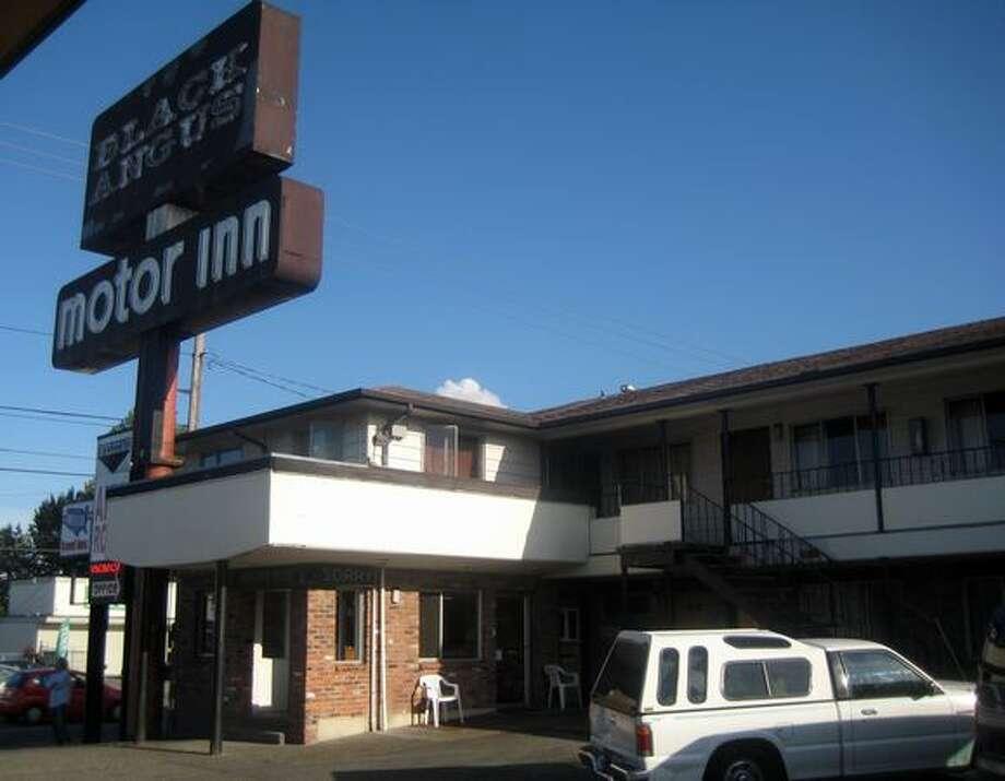 The Seattle Motor Inn, 12245 Aurora Ave. N. (Casey McNerthney/seattlepi.com) Photo: /