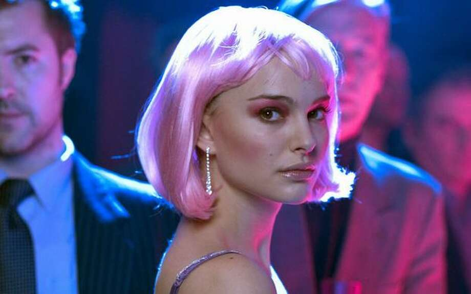 "Natalie Portman plays Alice, a stripper, in the 2004 film ""Closer,"" for which she received an Academy Awards nomination for Best Supporting Actress. Photo: / Columbia Pictures"