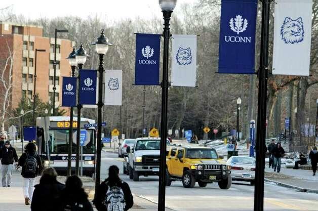 campus uconn posts
