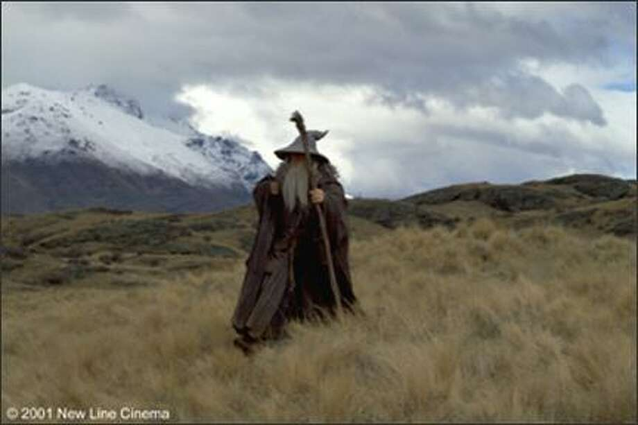 """Ian McKellen is expected to play Gandalf again in the film version of """"The Hobbit."""""""