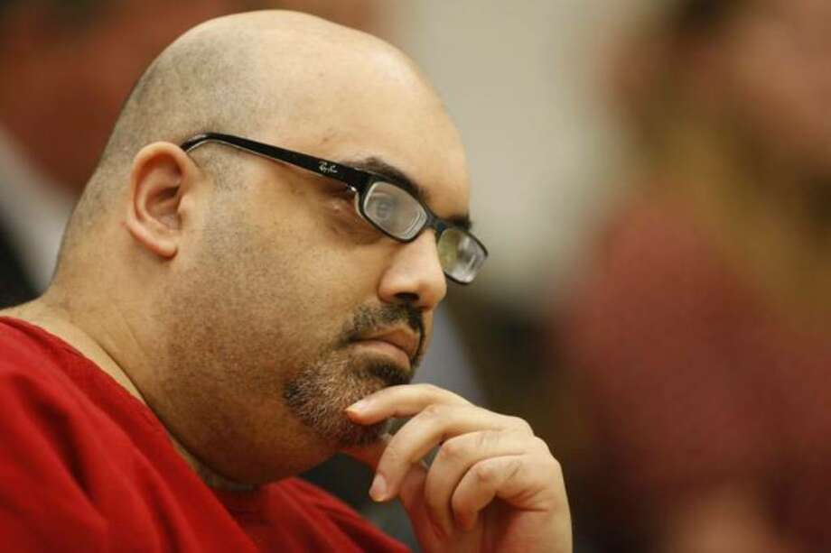 "Naveed Haq was sentenced to life in prison without the possibility of parole. Haq told the court ""I pray for forgiveness everyday for the death of Pamela Waechter."" Photo: Braden VanDragt/seattlepi.com"