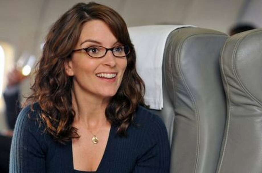 "Tina Fey as Liz Lemon in the NBC series ""30 Rock."" Photo: / NBC"