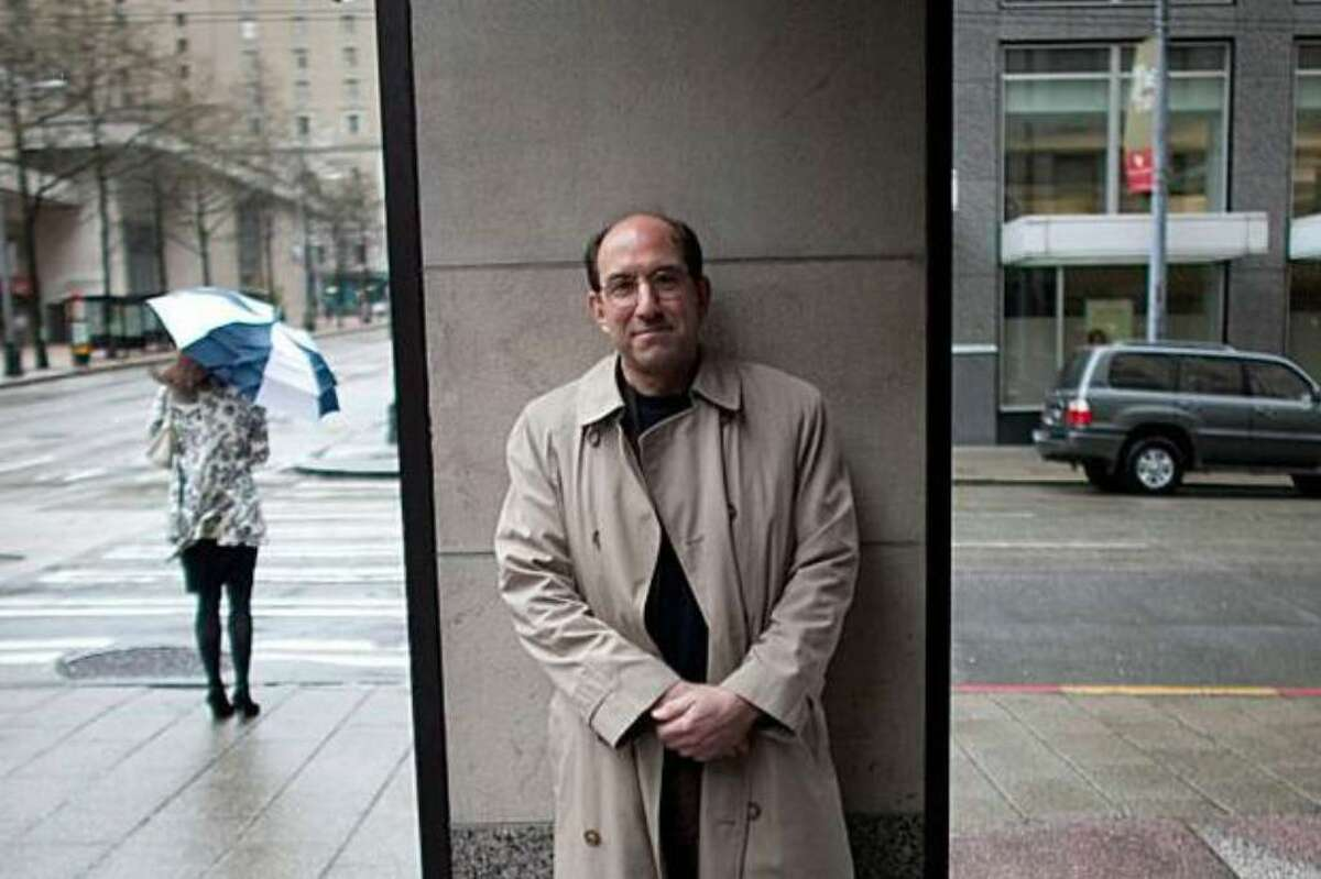 Mark Sidran, former Seattle city attorney, wrote the city's sit/lie ordinance and other