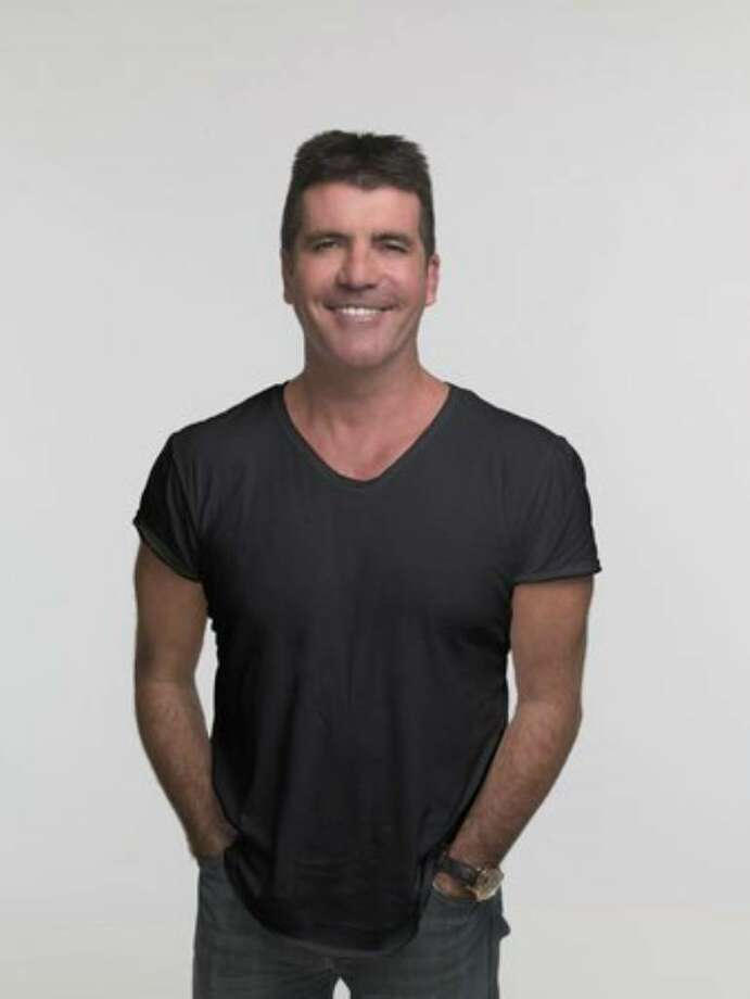 "Simon Cowell of ""American Idol."" Photo: / Fox"