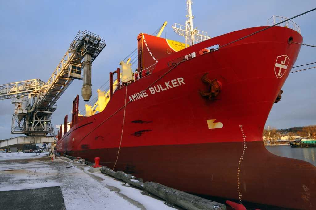 которые создают фрахт 1 тонны зерна морским судном прокси Карта адресами