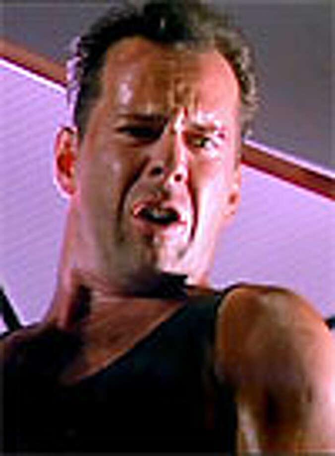 """Willis in """"Die Hard"""""""