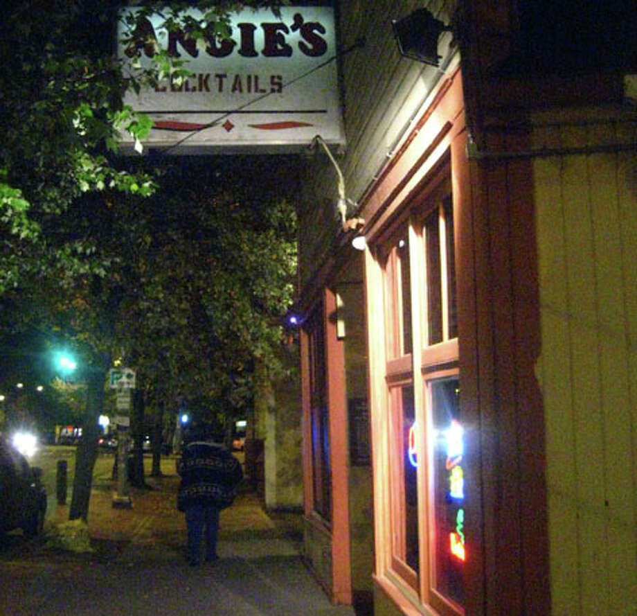 Angie's Cocktails, at 4915 Rainier Ave. S. in South Seattle. Photo: Casey McNerthney/seattlepi.com