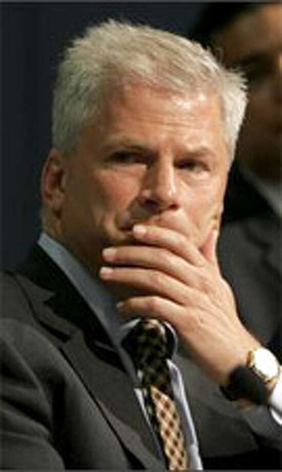 Former U.S. Attorney for Western Washington John McKay is seen in this 2007 file photo. Photo: / P-I File
