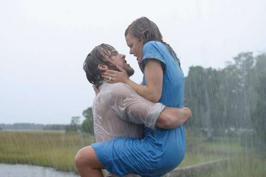 "Ryan Gosling and Rachel McAdams starred in ""The Notebook,"" a tearjerker and cult favorite. Photo: / New Line Cinema"