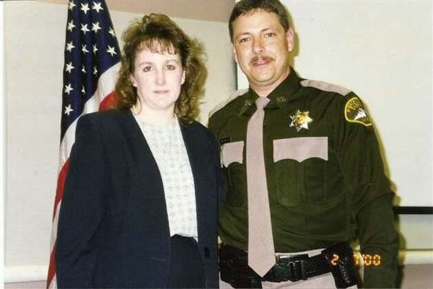 Deputy Kent Mundell and his wife Lisa. (Photos courtesy Dorene Mundell) Photo: /