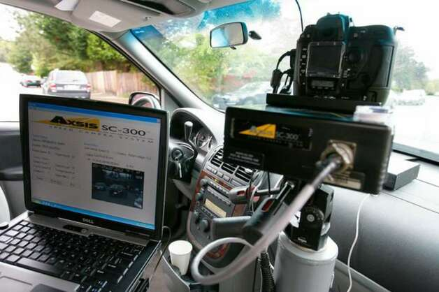 Photo Radar Cameras Van a New Photo-radar