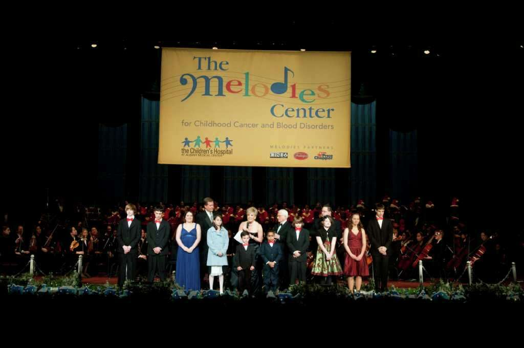 Melodies of Christmas': Kids helping kids - Times Union