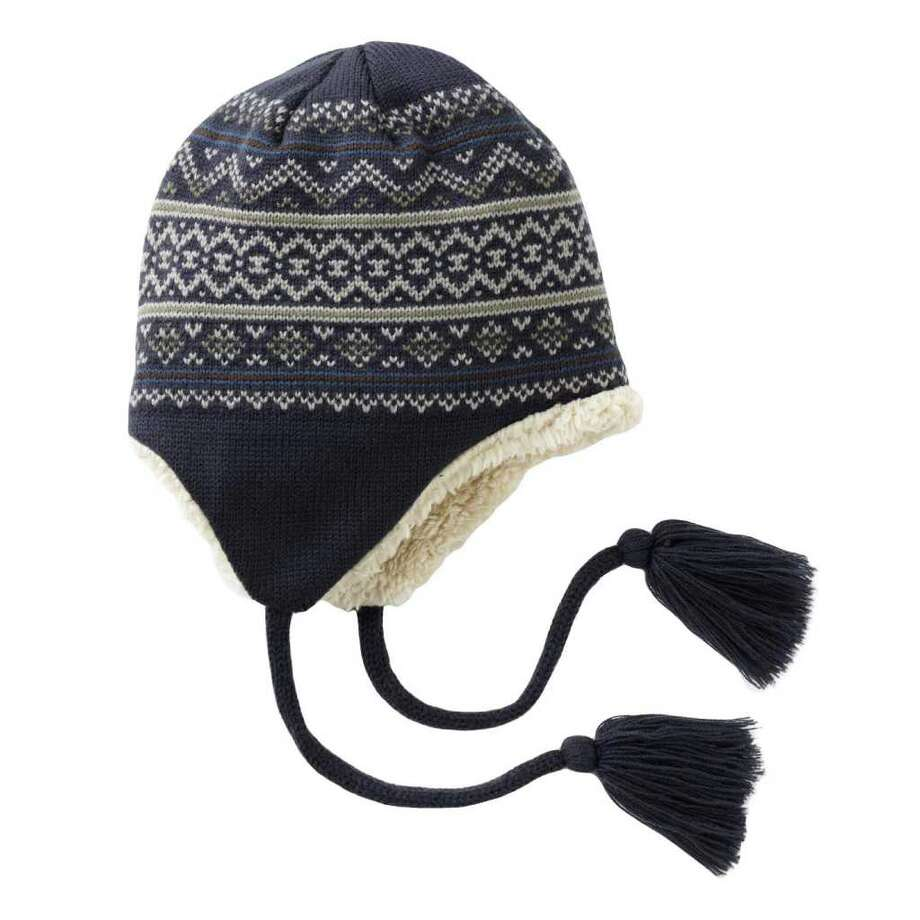 Nov. 8 -  Blustery weather is rare for San Antonio but when a cold front blows in we love knits - especially the knit hat. Stylish, and often colorful, it's the perfect accessory to keep things toasty.  Photo: HO / Kohl's