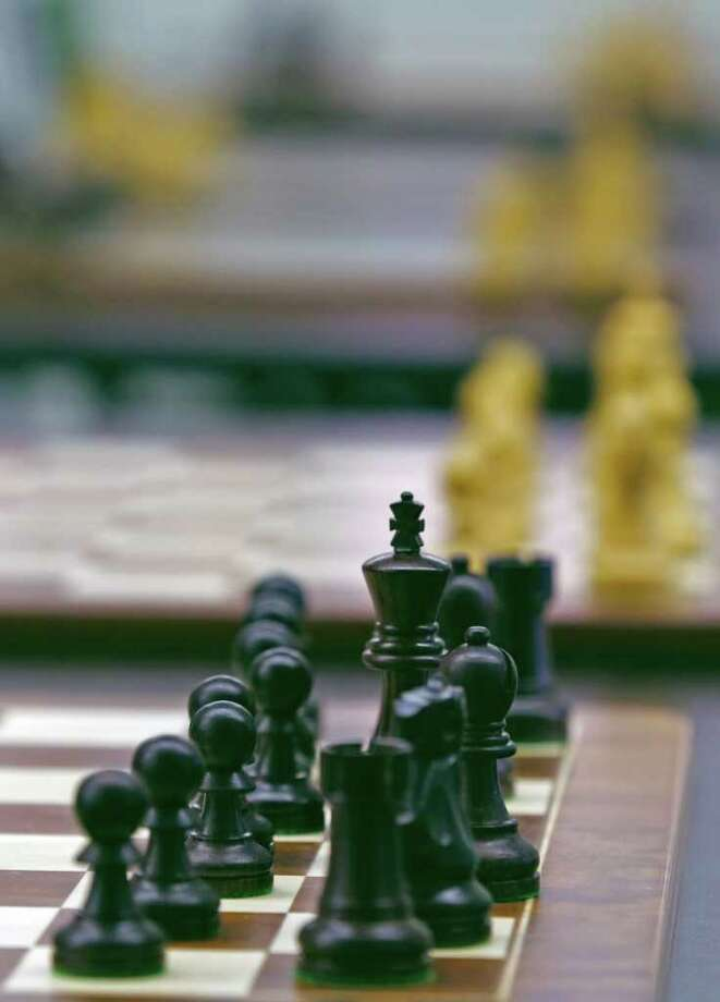1. Chess. Photo: Tom Gannam / AP2009