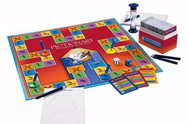 18. Pictionary. Photo provided by Hasbro
