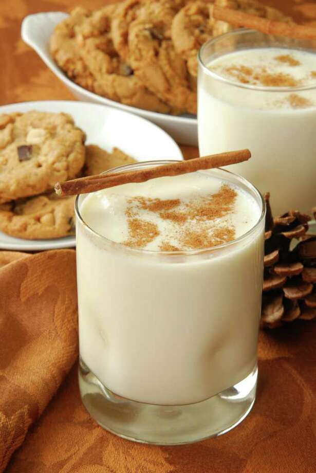 Whip up a batch of eggnog using beaten eggs, cream and Scotch whisky instead of bourbon. (Mark Stout / Fotolia) / Mark Stout
