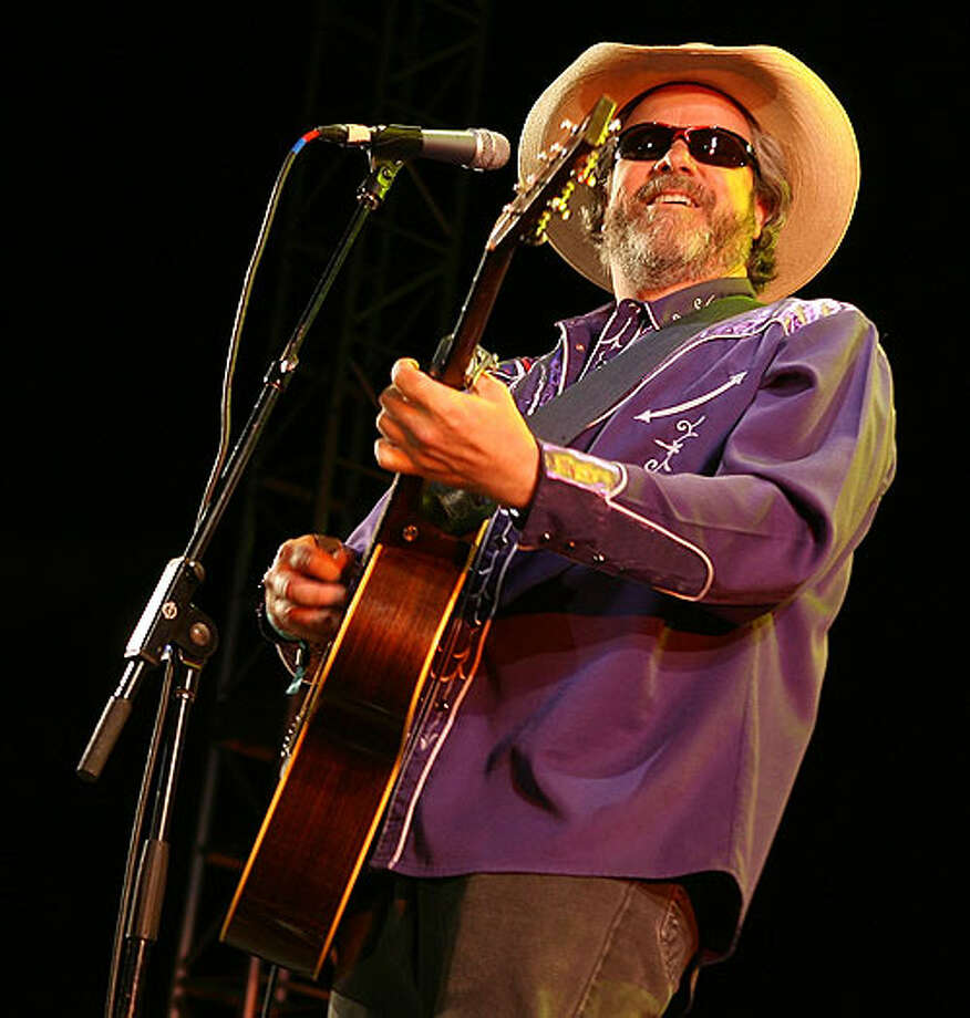 Robert Earl Keen is from Houston.