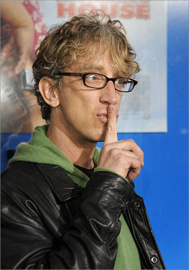 Andy Dick drove his car into a Hollywood utility pole in 1999, and was charged with possession of cocaine, cannibis and drug paraphernalia, driving under the influence of alcohol/drugs and hit-and-run driving.  He later pleaded guilty to the felony of cocaine possession and two  other misdemeanor charges.