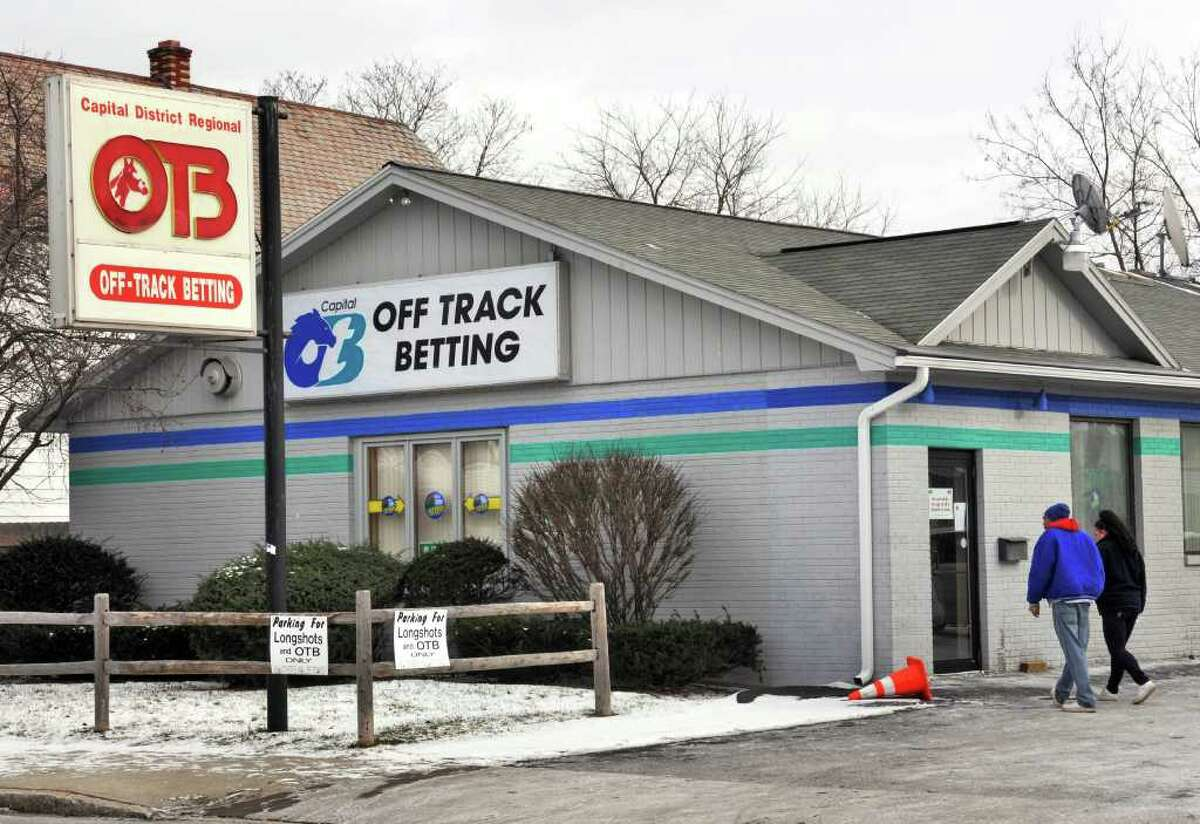An Assembly committee is studying the remaining OTB operations in the state for possible merger after the shutdown of NYC OTB. Betting parlors like this one on Broadway in Schenectady could be replaced by new venues such as sports bars. (John Carl D?Annibale/Times Union)