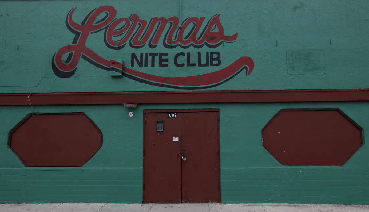 The building housing Lermas Nite Club has been nominated for the National Register of Historic Places.