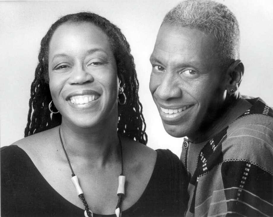 Kim & Reggie Harris