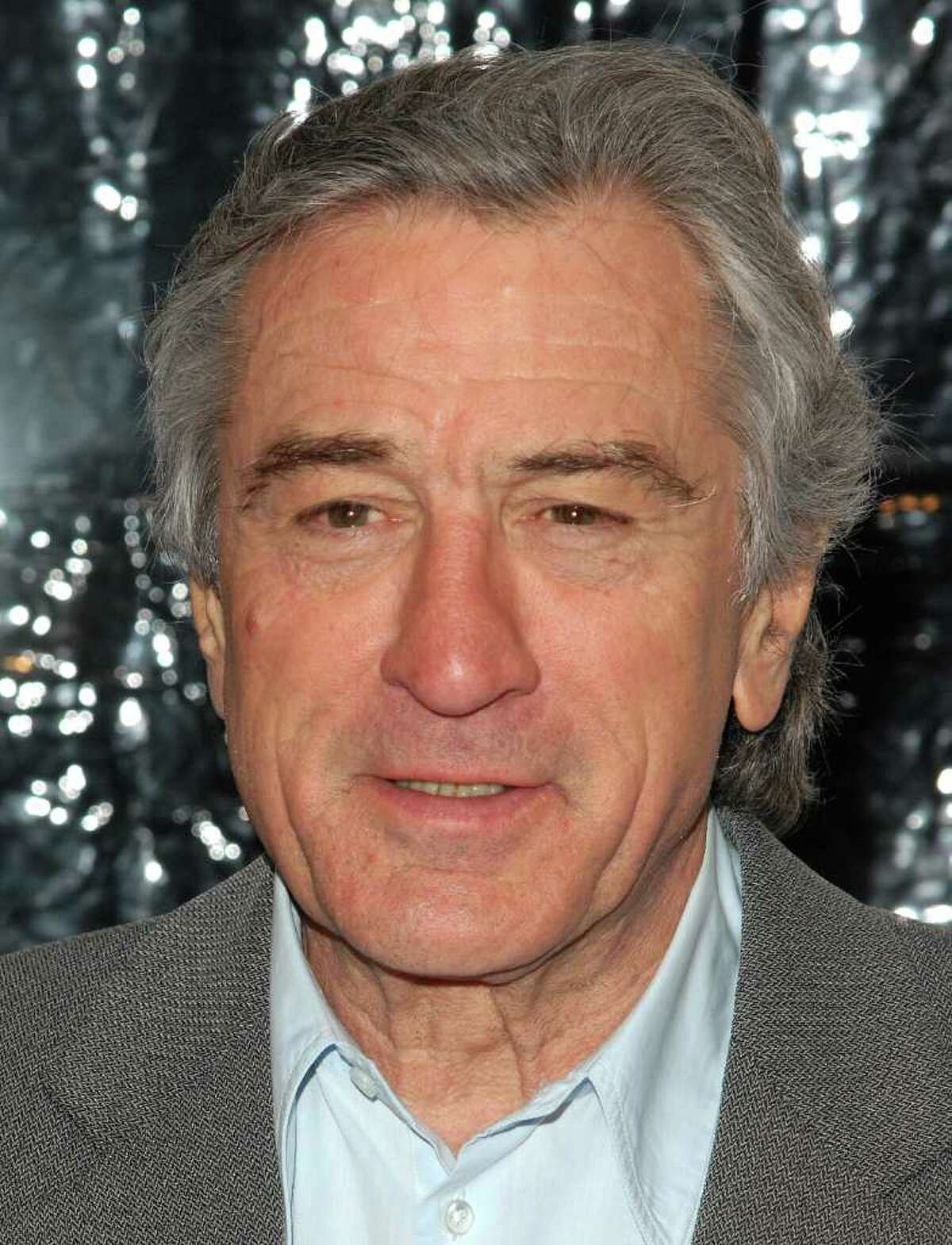Actor Robert De Niro attends the premiere of