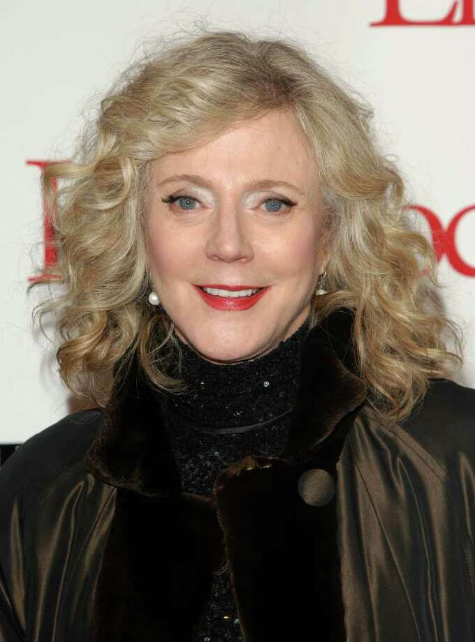 "Actress Blythe Danner attends the premiere of ""Little Fockers"" at The Ziegfeld Theater in New York, on Wednesday, Dec. 15, 2010. (AP Photo/Peter Kramer) Photo: Peter Kramer"