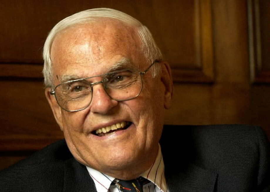 Albany businessman J. Spencer Standish has made a $1 million gift commitment to support the construction of the new Patient Pavilion at Albany Medical Center. Standish, who is chairman emeritus of the board of Albany International Corp., served as a member of the Albany Medical Center board of directors from 1984-1993. (Will Waldron/Times Union archive)