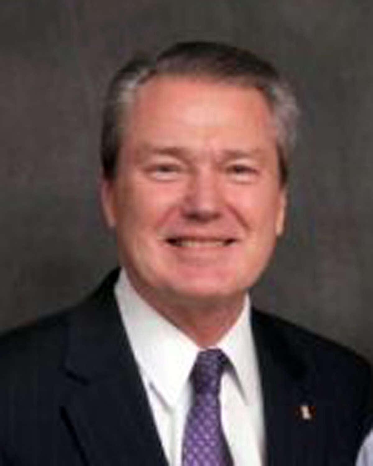 Hal Wibling, president of Savings Bank of Danbury.