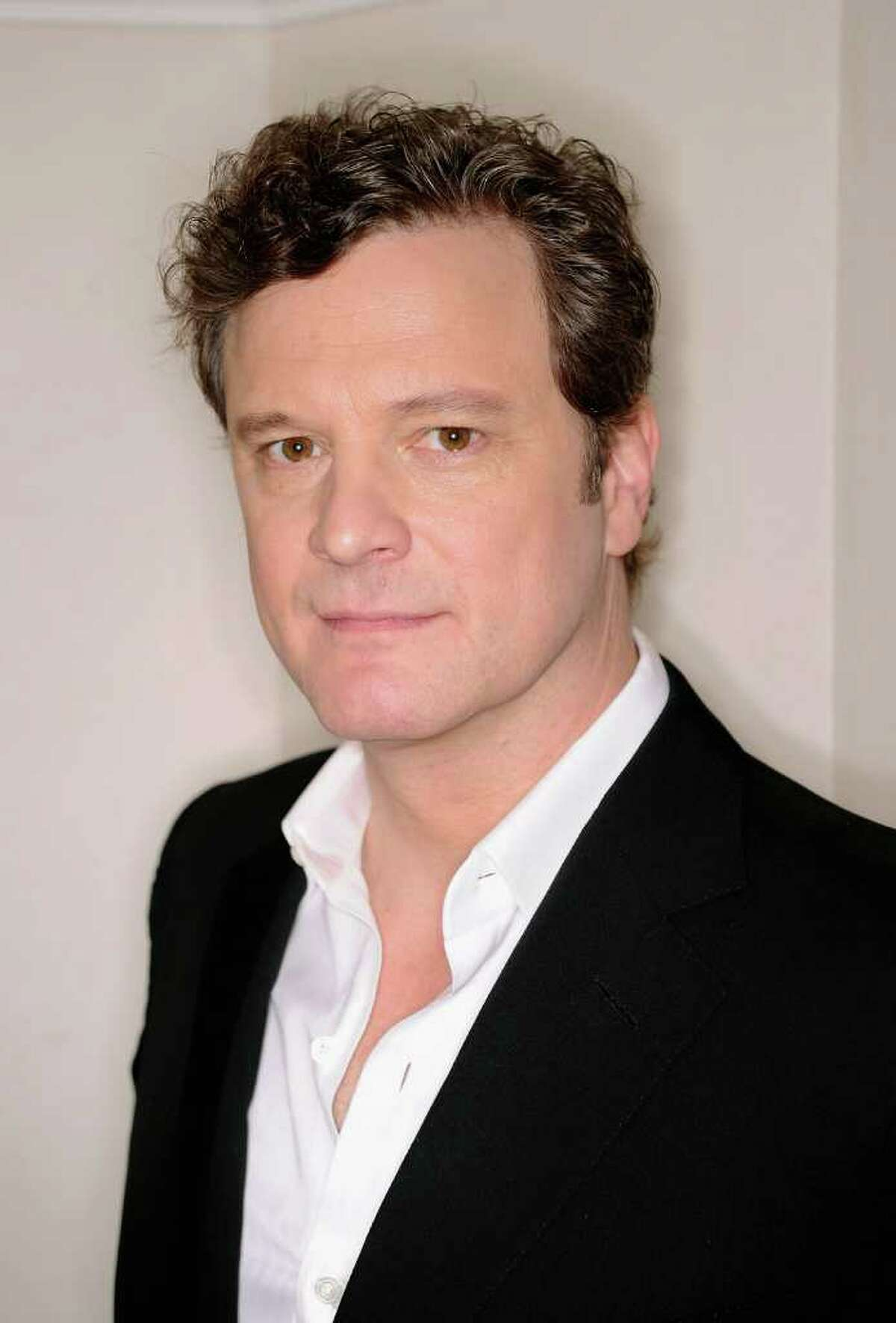 DUBAI, UNITED ARAB EMIRATES - DECEMBER 13: Actor Colin Firth during a portrait session at the 7th Annual Dubai International Film Festival held at the Madinat Jumeriah Complex on December 13, 2010 in Dubai, United Arab Emirates. (Photo by Andrew H. Walker/Getty Images For Dubai International Film Festival) *** Local Caption *** Colin Firth