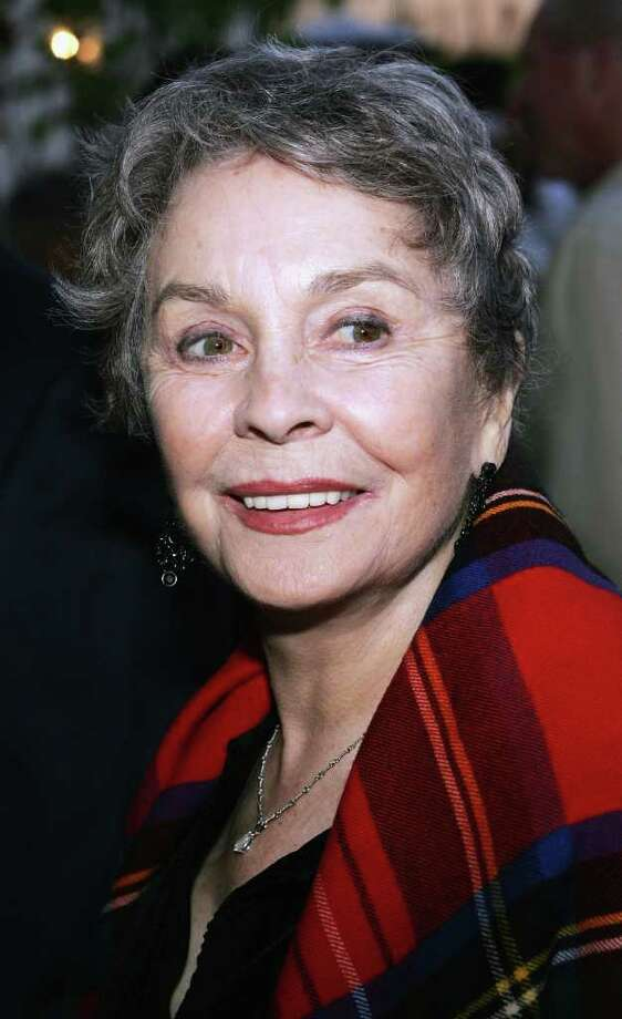 Actress Jean Simmons died January 22 at 80. Photo: Frederick M. Brown, Getty Images / Getty Images