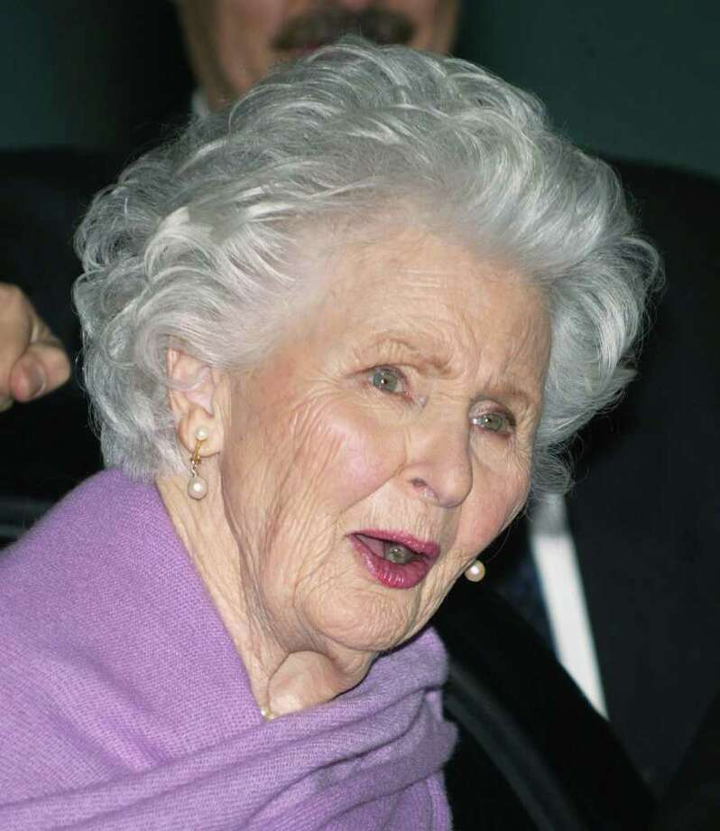 Actress Frances Reid died February 3 at 95. Photo: Frederick M. Brown, Getty Images / Getty Images