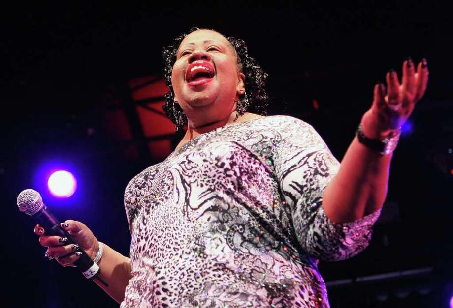 Blues singer Marva Wright died March 23 at 62. Photo: Getty Images / Getty Images