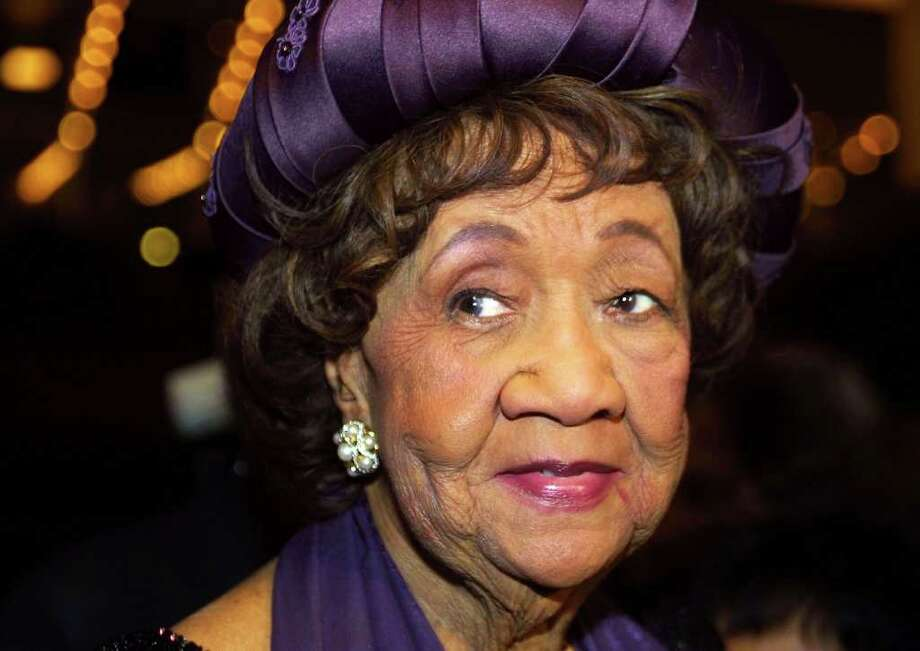 Civil rights activist Dr. Dorothy Irene Height died April 20 at 98. Photo: Manny Ceneta, Getty Images / Getty Images