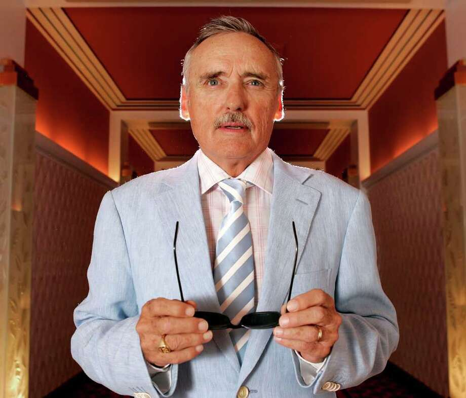 Actor Dennis Hopper died May 29 at 74. Photo: Carlo Allegri, Getty Images / Getty Images