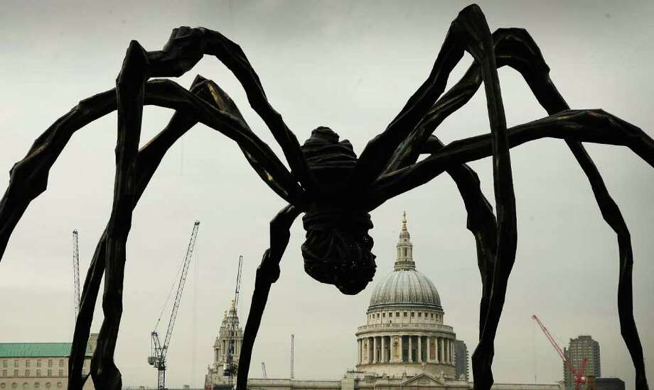 Artist Louise Bourgeois died May 31 at 98. Photo: Chris Jackson, Getty Images / Getty Images