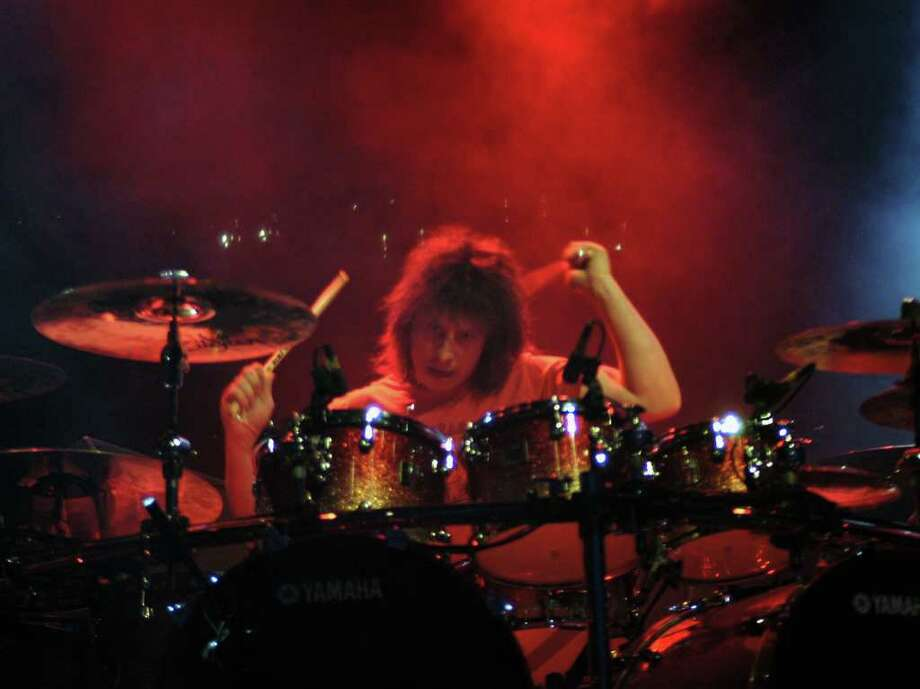 Drummer for the Stereophonics, Stuart Cable, died June 7 at 40. Photo: Getty Images / Getty Images
