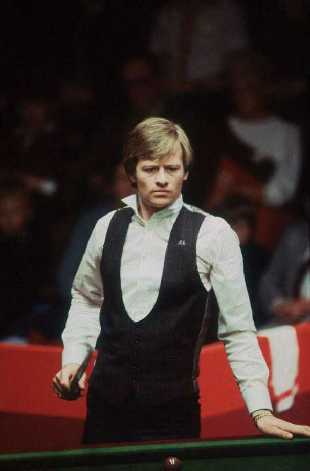 World snooker champion Alex Higgins died July 24 at 61. Photo: Adrian Murrell, Getty Images / Getty Images