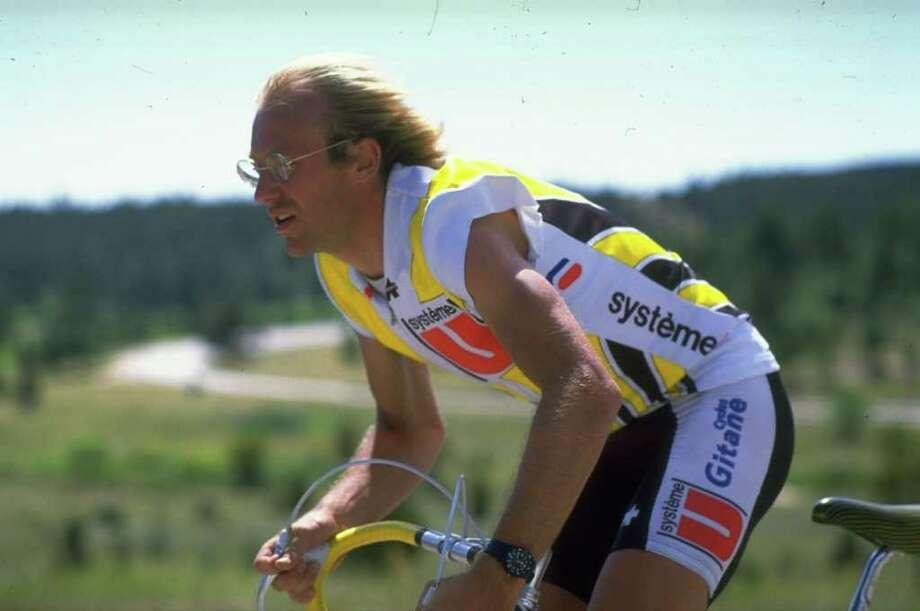 Tour De France winner Laurent Fignon died August 31 at 50. Photo: Getty Images / Getty Images