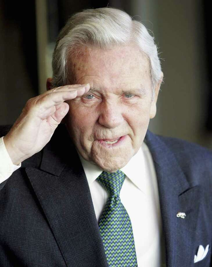 Comedian Sir Norman Wisdom died October 4 at 95. Photo: MJ Kim, Getty Images / Getty Images